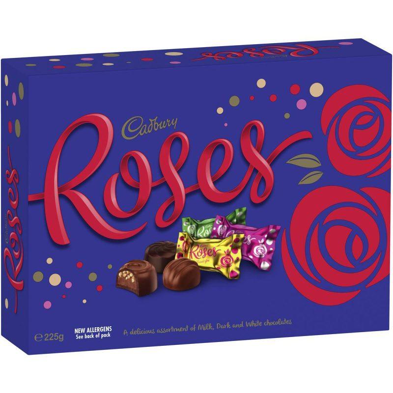 Chocolates Roses