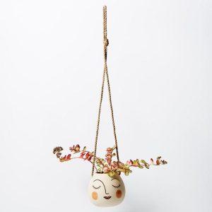 Adele Mini Hanging Vase 1