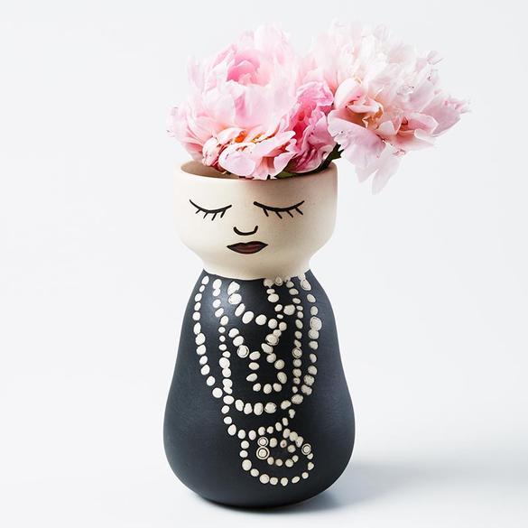 Coco Face Vase