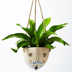 Dapper Hanging Planter 1