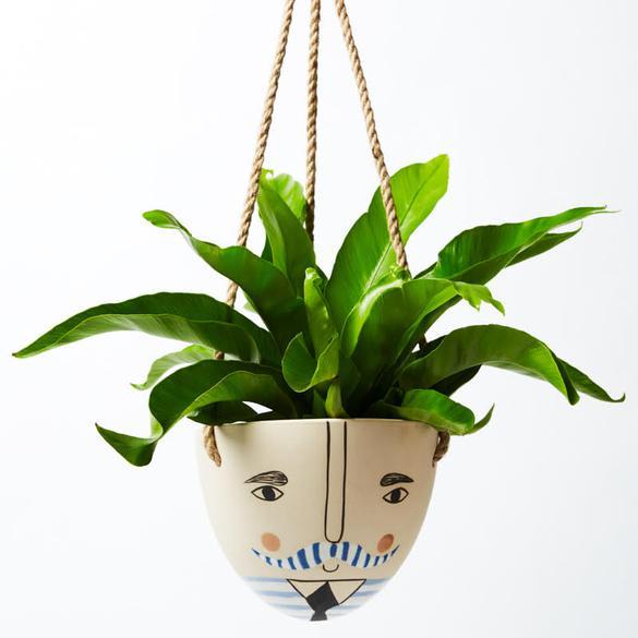 Dapper Hanging Planter 1