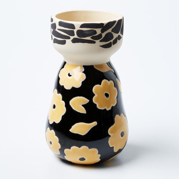 Frida Oro Vase