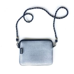 Pixie Bag Light Grey Marle