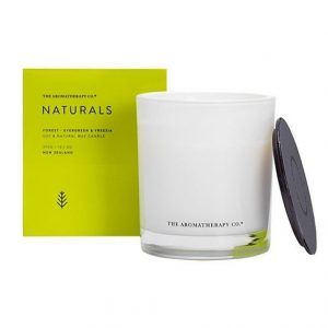 Naturals Candle Forest Evergreen & Freesia