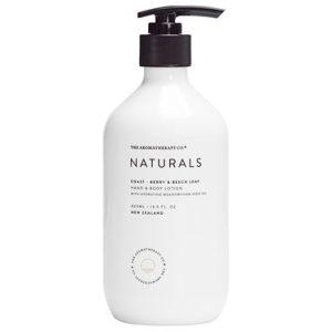 Natural Hand & Body Lotion Coast