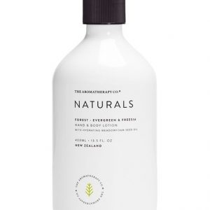 Natural Hand & Body Lotion Forest