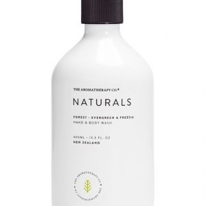 Natural Hand & Body Wash Forest