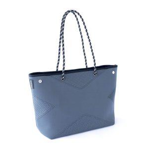 X Bag Charcoal Side