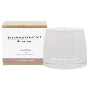 Therapy Candle Soothe Peony & Petitgrain