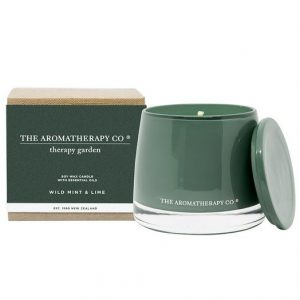 Therapy Garden Candle Wild Mint & Lime