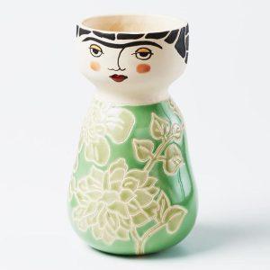 Frida Face Vase Online