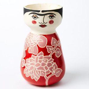 Online Rosy Frida Vase