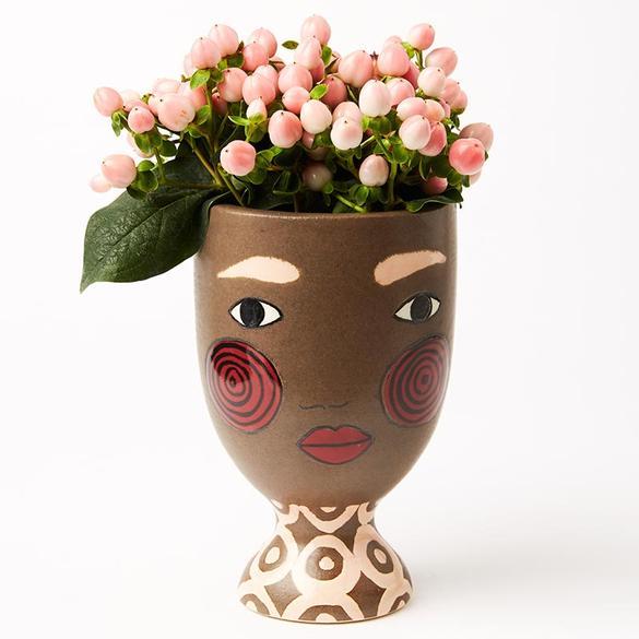 Planter Ruby Vase
